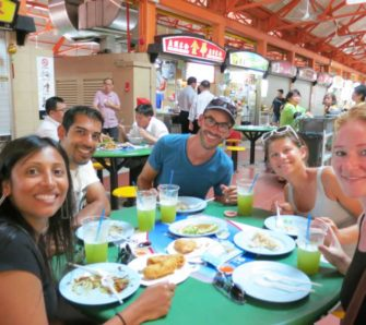 food tour singapore happy
