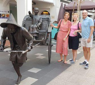 singapore tour walking yafi