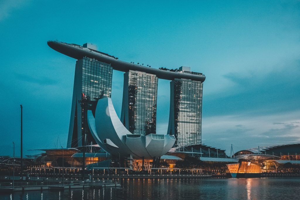 singapore bike tours marina bay sands