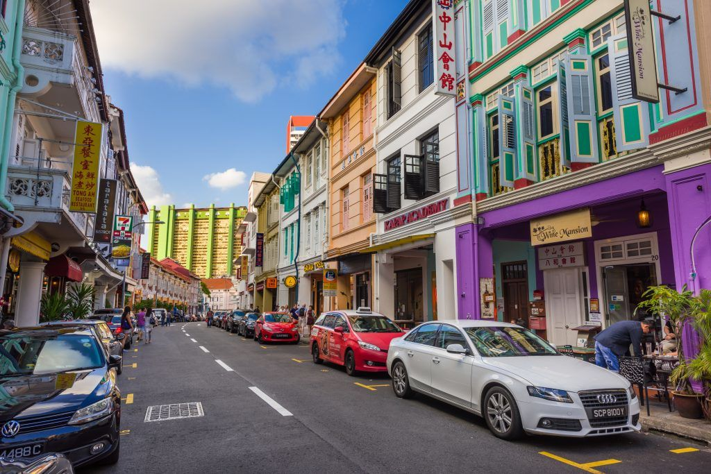 singapore chinatown interesting facts