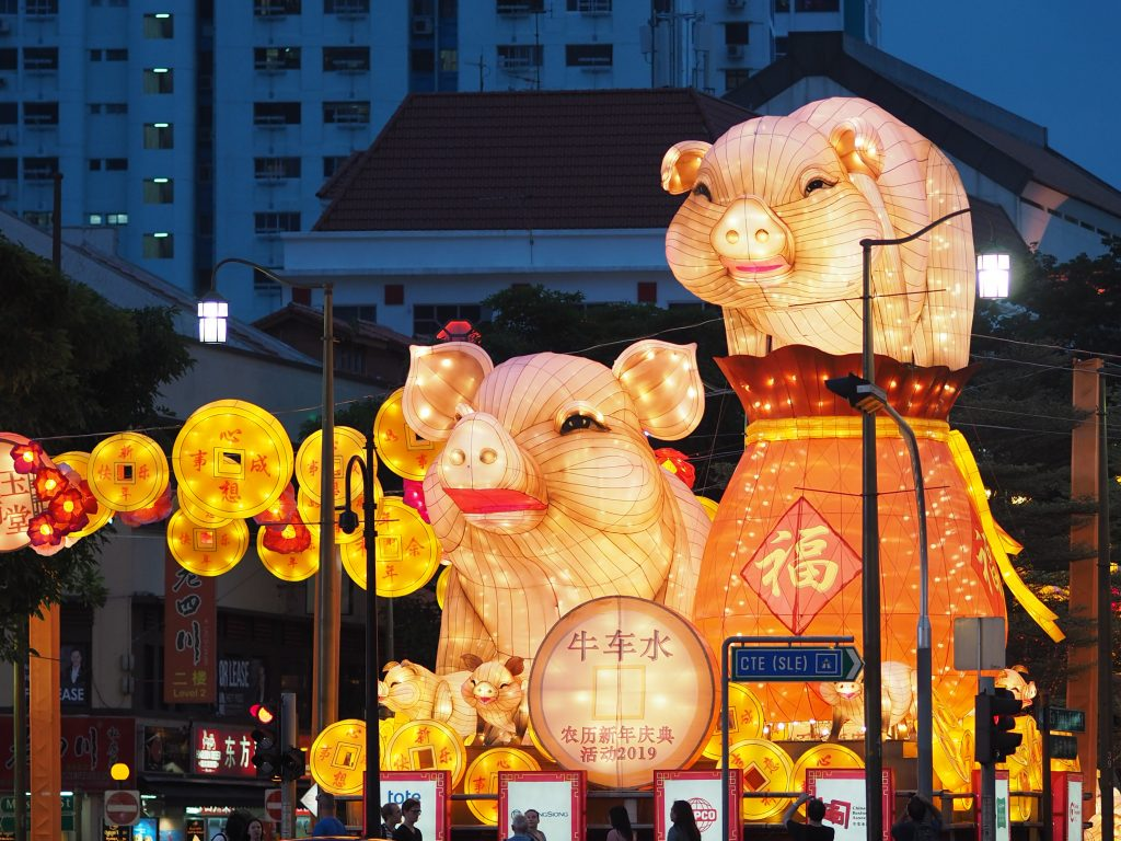 singapore chinatown interesting facts two chinatown