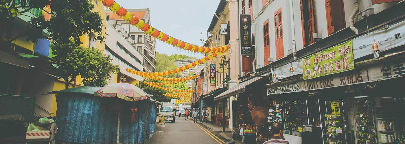 chinatown home singapore